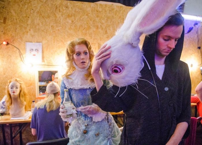 Alice's Adventures Underground at the Vaults – in pictures | Stage | The Guardian