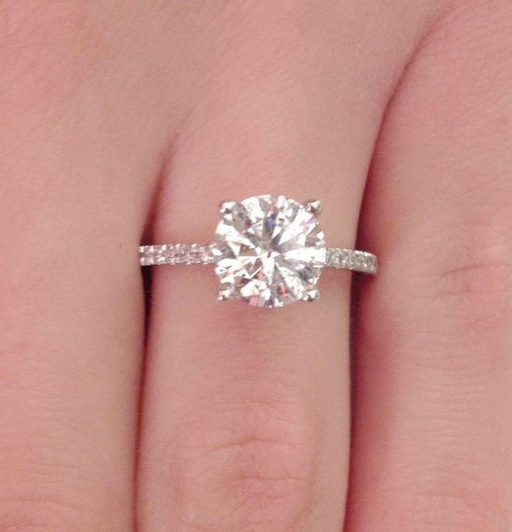 Sweet... Diamond Engagement Rings Under 500 Dollars  nice  38283ec7e3