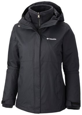 A clean, utilitarian take on our value-packed Interchange line, the ultra-versatile Nordic Cold Front Jacket combines a waterproof nylon shell and a soft and cozy zip-in fleece liner—each piece works as an outer layer on its own during moderate conditions, or wear them together when you need the jacket's full storm-fighting power.