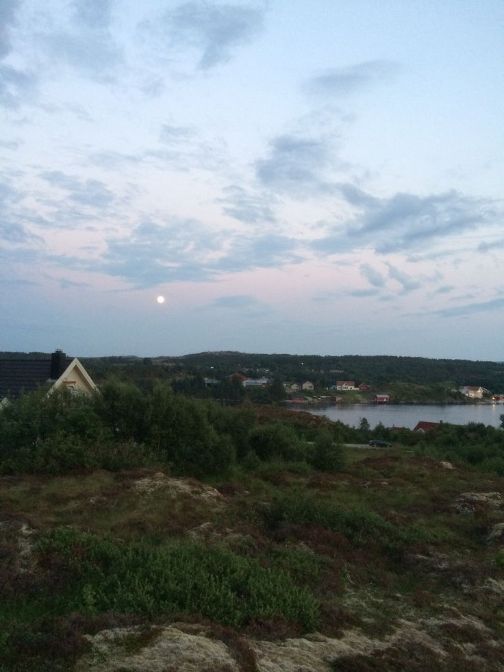 Dolmøya 12 juli kl.00.02 2014
