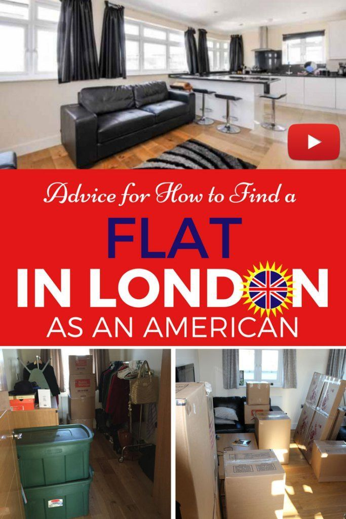How to Find a Flat in London as an American is not easy. In this video and article, I share my experience as an American expat searching for a flat in London with my British husband. There are 15+ tips that anyone moving to London must know about how to find a place to live.
