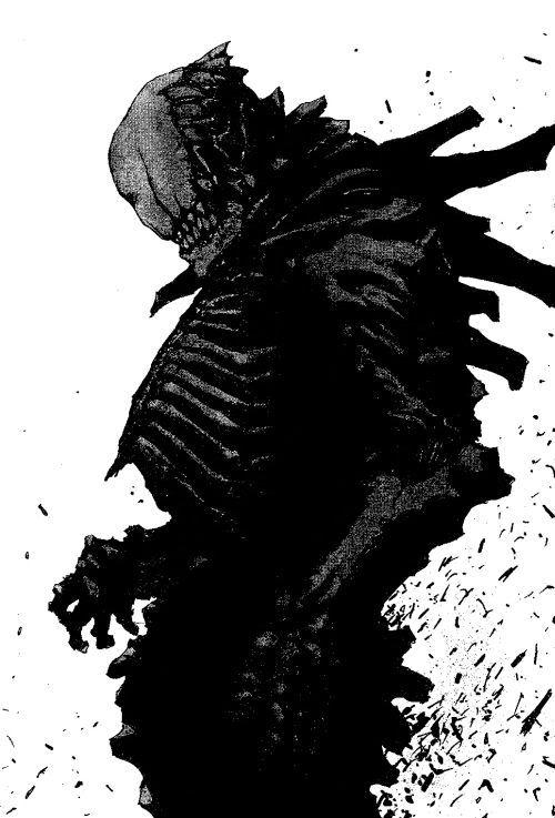 Renouveau ✢ Kaguya Wutu-Fuku 78f512ba89c26830f8ee30d20ae2dbc9--creature-design-comic-art