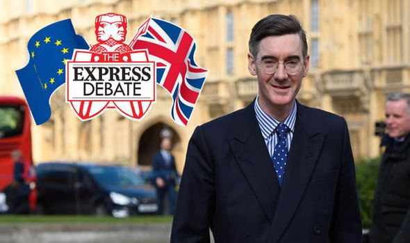 EU Superstate would strip Britain of its Magna Carta right Jacob Rees-Mogg