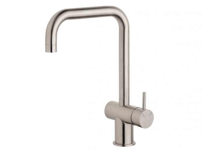 Sussex Scala Square Sink Mixer Large