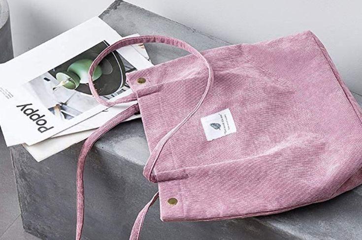 LIMITIERTE NEUE Cord-Einkaufstasche, Strandtasche, Einkaufstasche, Cord-Strandtasche, Tasche, Cord-Tasche, Einkaufstasche, minimalistische Einkaufstasche, Canvas-Tragetaschen