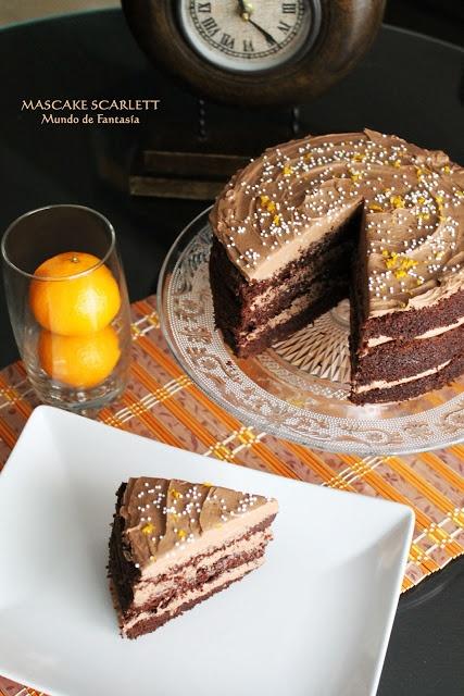 Devil's cake español