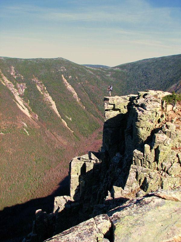 Mount Bondcliff in White Mountains, New Hampshire