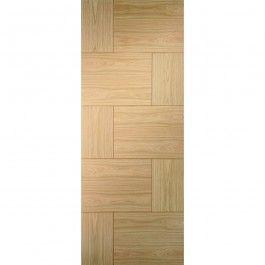XL Joinery Internal Oak Veneer Ravenna Door