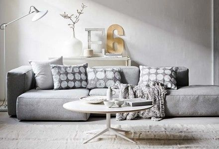 Jij bent een naturel type. Kleuren: naturel, tinten wit, zwart-wit. Vormen: rechte lijnen. Materialen:hout, beton en linnen. Dessins: geen, strepen of grafische prints.