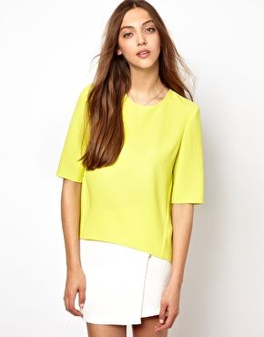 Whistles Sculptured T-Shirt
