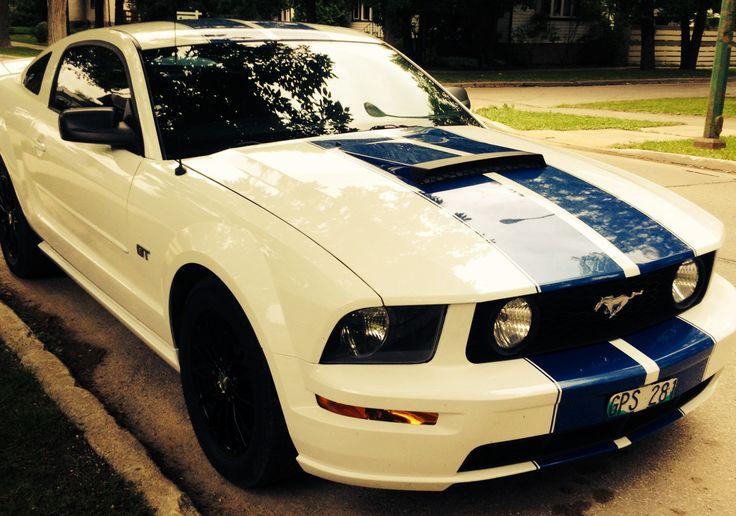 My Baby Hot Shot 2006 Mustang Gt Cars Pinterest