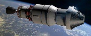 EFT-1 Orion: un projet de la NASA