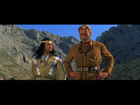СОКРОВИЩЕ СЕРЕБРЯНОГО ОЗЕРА Der Schatz im Silbersee Rialto Film, 1962