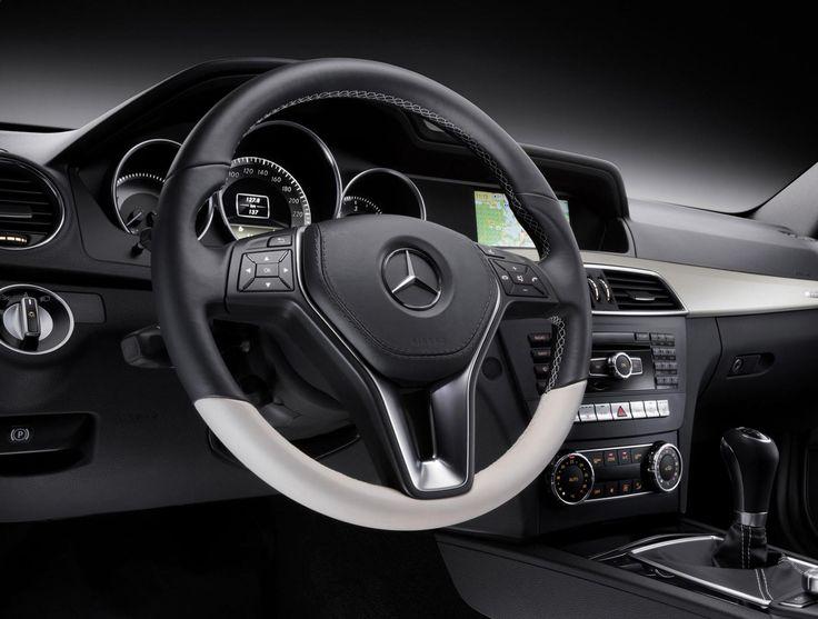 Mercedes C-Class Coupe (С204) concept - http://autotras.com