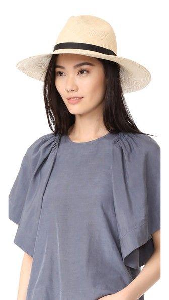 Artesano Clasico Wide Brim Hat