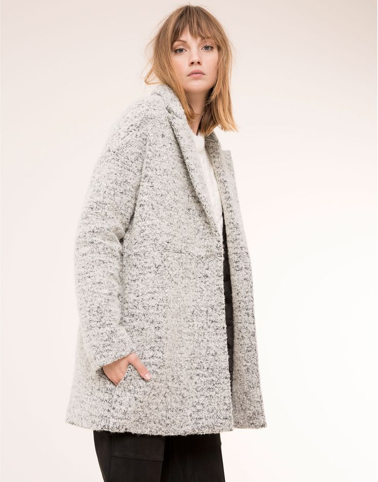 1000 ideas about manteau gris on pinterest manteau gris chin coats and topcoat