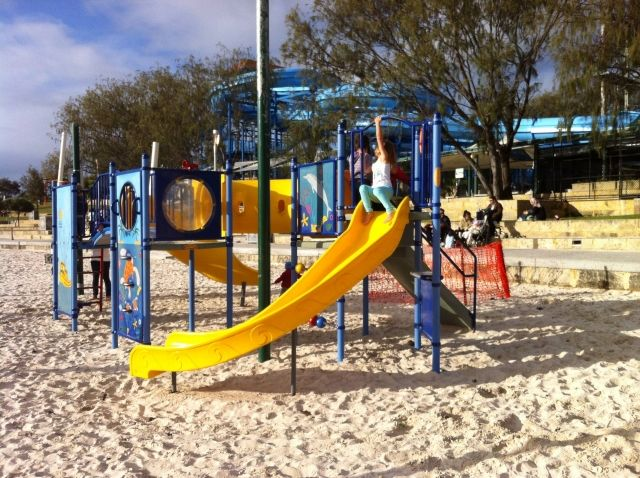Hillarys Boat Harbour Playground, Playgrounds in Perth