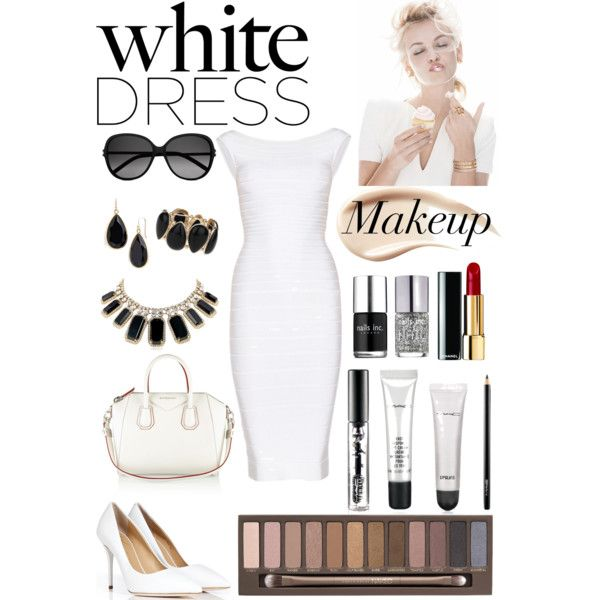 """""""black and white"""" by michellezee on Polyvore"""