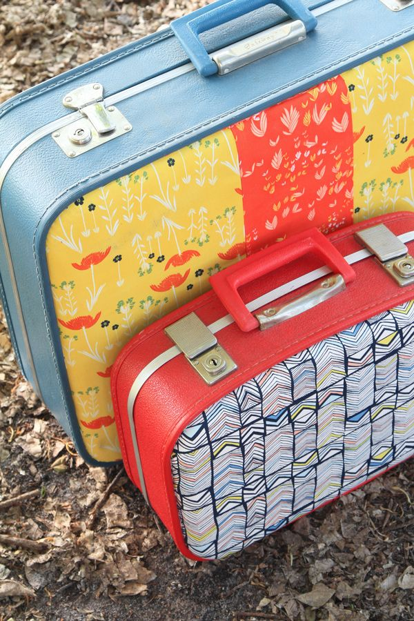 Traveling with Meadow: A Suitcase Tutorial - Art Gallery Fabrics - The Creative Blog