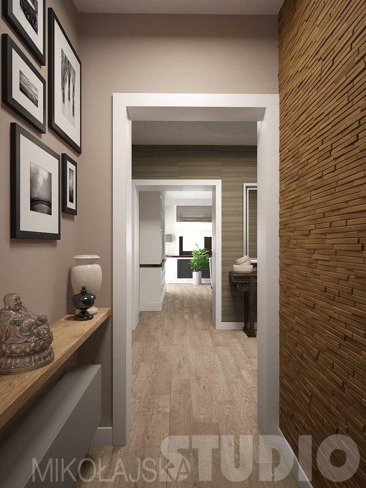 Mieszkanie z motywami orientu