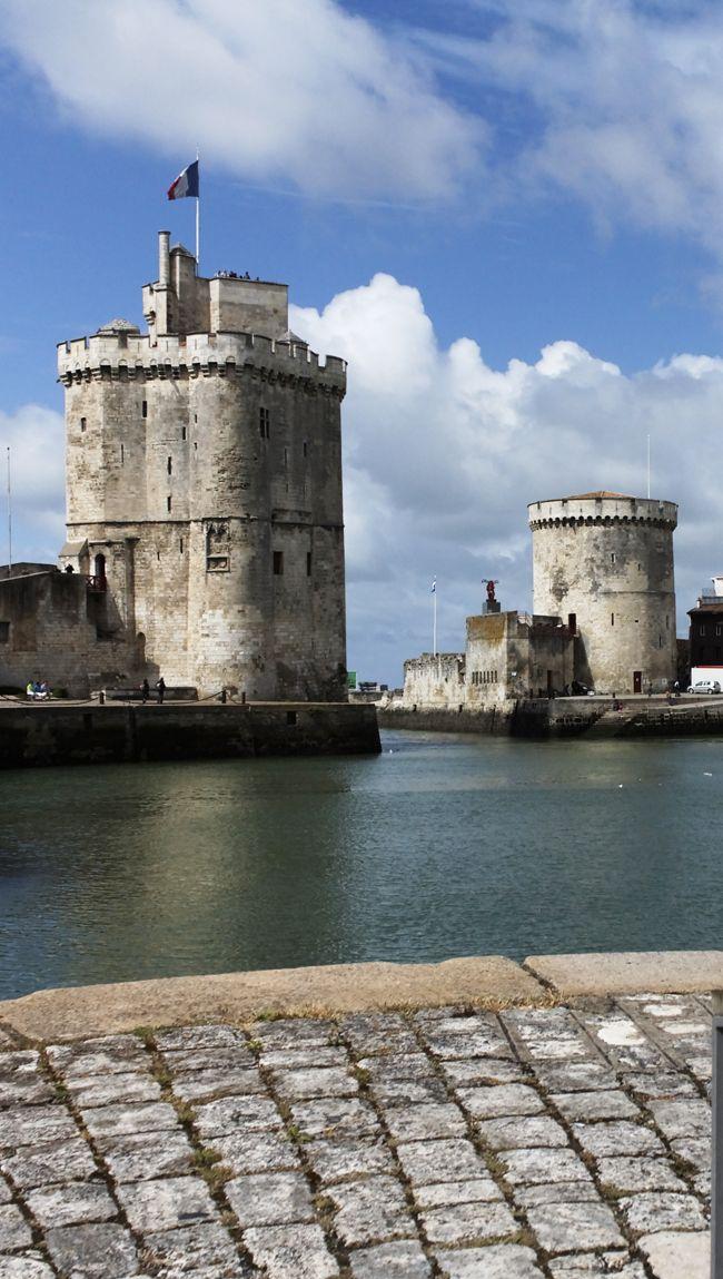 Les bons plans de Gaëlle pour partir en famille à la Rochelle.