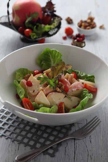 Wardrof Salad #bakerzin #bakerzinjkt #salad