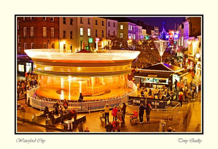 John Roberts Square during Winterval 2012