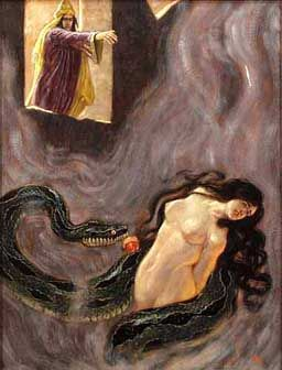 16 best kundry images on pinterest opera singers - Who was the serpent in the garden of eden ...
