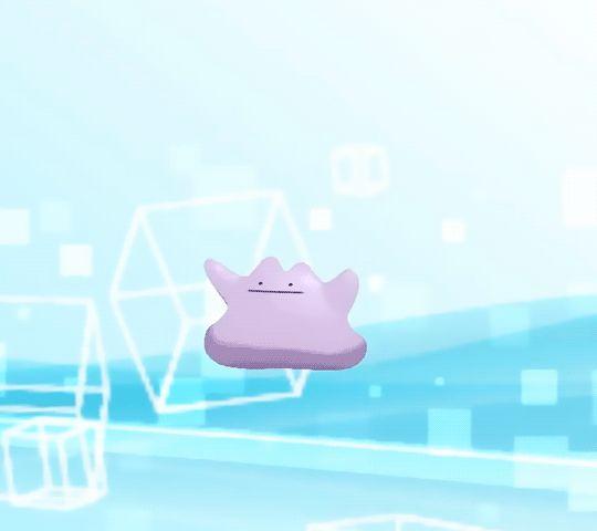 "scyther-no-scything: ""Plop, plop and plop "" Pokémon - Pokemon - Ditto"