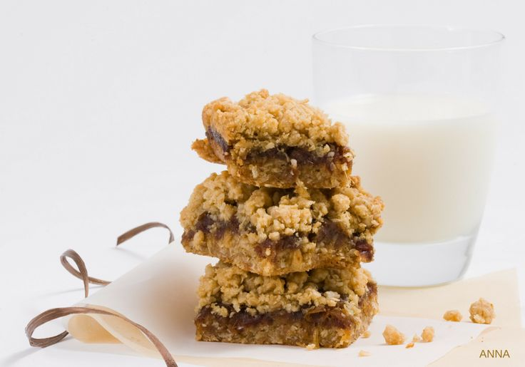 Date squares. A much longed for date square is loved by everyone–sweet and savoury, crumbly and salty.