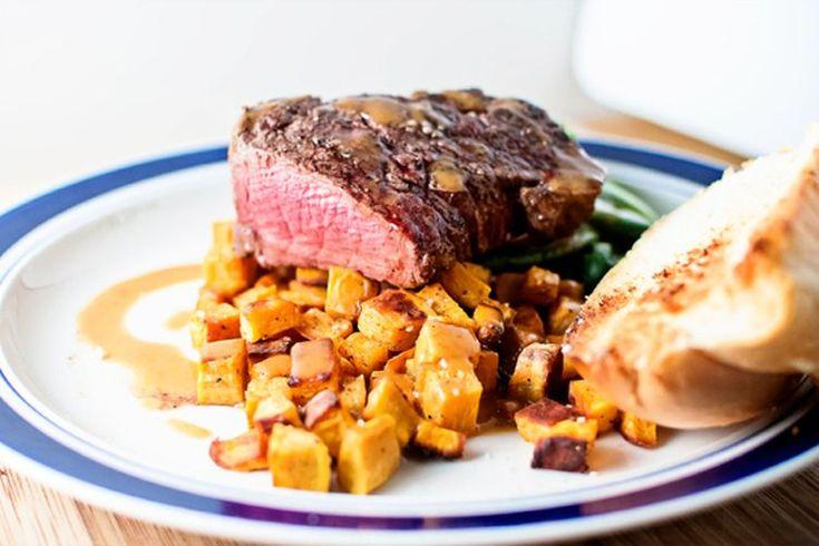 Beef Tenderloin w/ Espagnole Sauce recipe on Food52