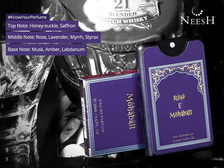Rose E Mohabatt... always be #confident and #sexy! #KnowYourPerfume #PortablePocketPerfume Buy now: http://goo.gl/ZazsTZ