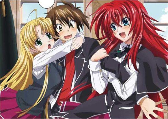 54 besten High school dxd Bilder auf Pinterest | Anime ...
