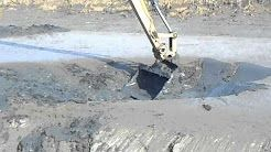 Long reach excavator for sale in Maryland  - Call Bryan Smith: (757) 785-9136