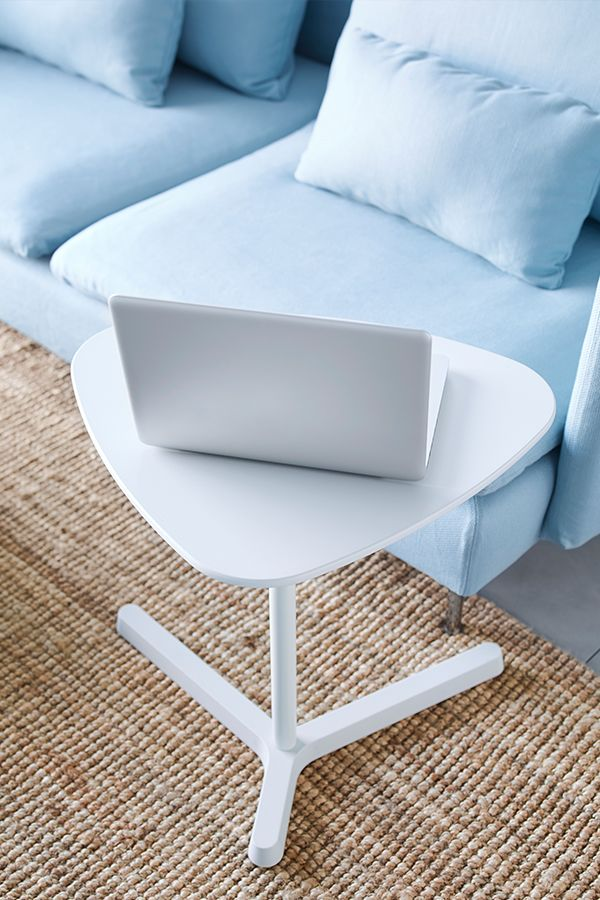 Make Any Space A Work With The SVARTASEN Laptop Stand Just Raise Or Lower