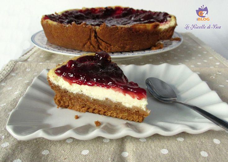 Ecco la ricetta di oggi che è passata per il restyling fotografico TORTA ALLA ROBIOLA con marmellata http://blog.giallozafferano.it/lericettedibea/torta-alla-robiola/ #gialloblogs #lericettedibea