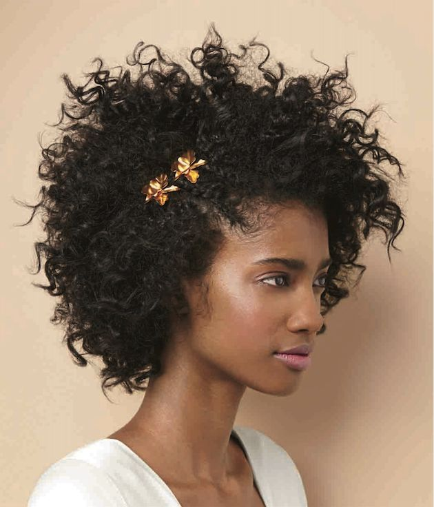 Wedding Hairstyle For Natural Curly Hair: 3 Ways To Style Curly Hair For Your Wedding Day