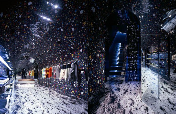 ICE CREAM! Ice Cream & Billionaire Boys Club store by Wonderwall, Hong Kong hotels and restaurants