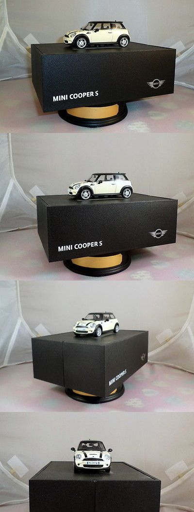 Other Diecast Racing Cars 45354: Mini Cooper S Die-Cast Car From Dealership And A Mini Garage For Your Keys -> BUY IT NOW ONLY: $34.68 on eBay!