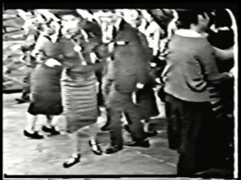 American Bandstand La De Dah Billy and Lillie