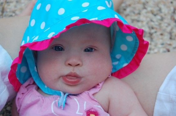 """October is Down Syndrome Awareness Month! When I first learned about this month (after Kate was born), I didn't think too much of it. After all, most people are """"aware"""" that there are people born with Down syndrome. Most know the physical characteristics commonly associated with people with Down syndrome. It's the most common chromosome ... [Read more...]"""