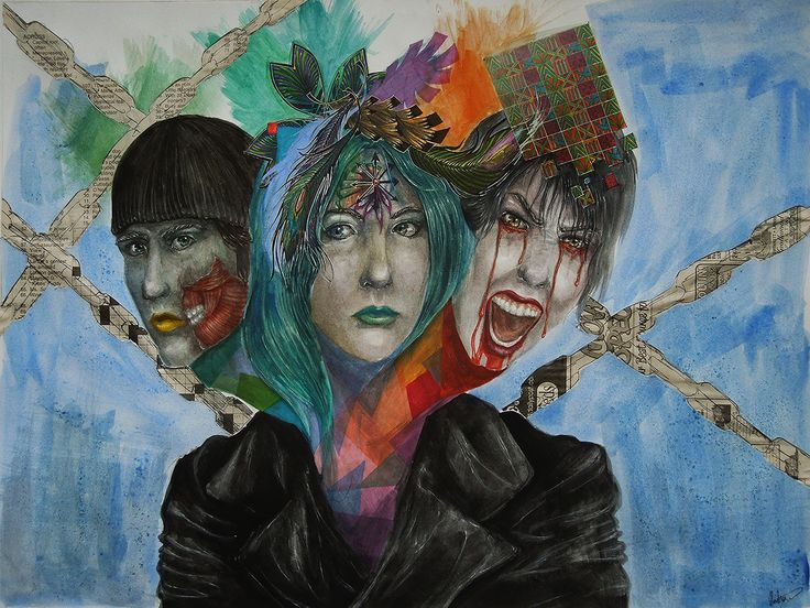 an introduction to multiple personality disorder mpd or dissociative identity disorder did The symptoms when the disease was first discovered were  multiple personality  disorder is being diagnosed more and more as we move forward  most of the  symptoms found with mpd are found in other diseases that.