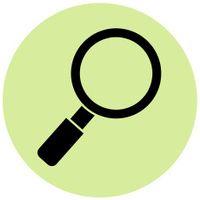 33508352-magnifying-glass-on-green-circle.jpg (200×200)