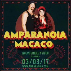 Amparanoia lanzará nuevo single el 3 de Marzo