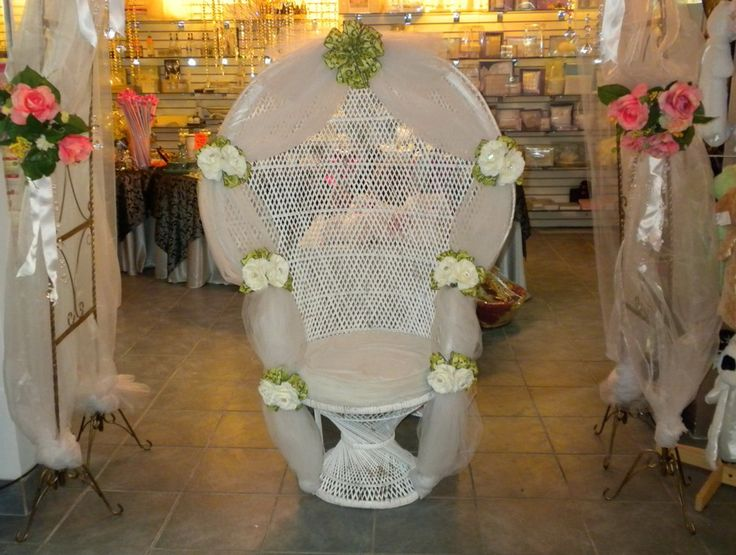 about baby shower chair on pinterest baby showers girl baby showers