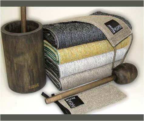 Ratia accessories for sauna