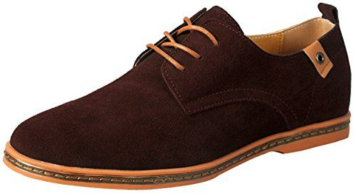 http://picxania.com/wp-content/uploads/2017/08/ilovesia-mens-leather-suede-oxfords-shoe-us-size-10-5-brown.jpg - http://picxania.com/ilovesia-mens-leather-suede-oxfords-shoe-us-size-10-5-brown/ - iLoveSIA Men's Leather Suede Oxfords Shoe US Size 10.5 Brown -   Price:    This iLoveSIA classical style oxford(Part No: 4198) boasts a nubuck suede upper with contrast stitching and 3-eyelet lacing for a look that never goes out of style. The lightweight flexible outsole adds just t