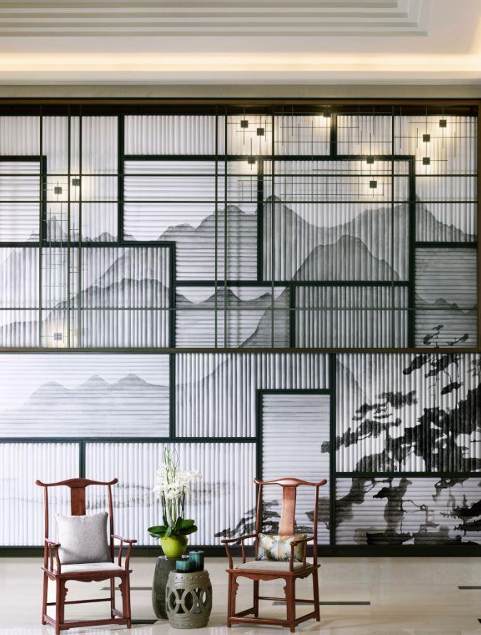 Tangla Brussels designed by HBA Design