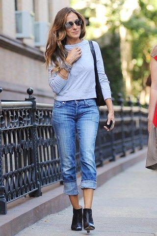 Sarah Jessica Parker Favourite Outfit (Vogue.co.uk)