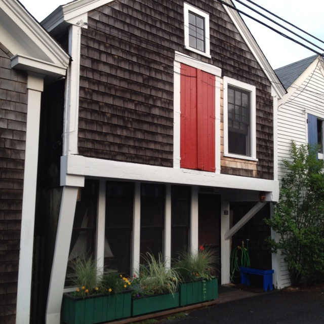 7 best provincetown houses images on pinterest cape cod for Cape cod garage